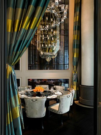 The Fullerton Bay Hotel Singapore: Clifford (Private Dining)