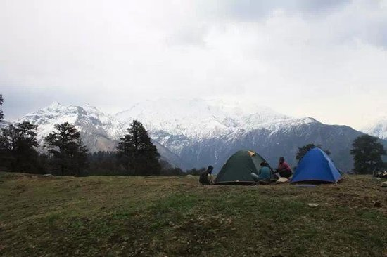 Great Himalayan National Park: Camping at ecozone of national park - 