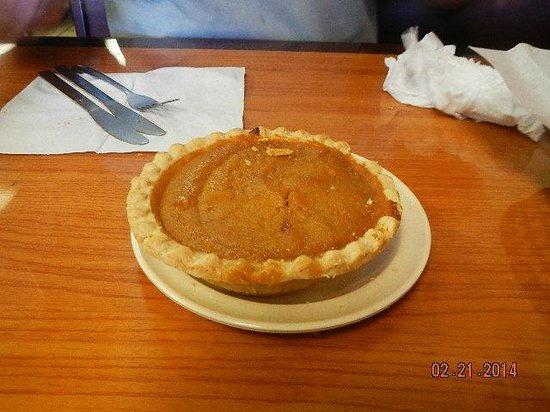 Interstate Barbecue : sweet potato pie