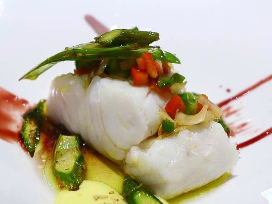 Alhambra: Bacalao - salted cod