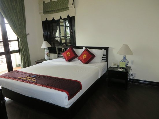Hoi An Trails Resort : bedroom