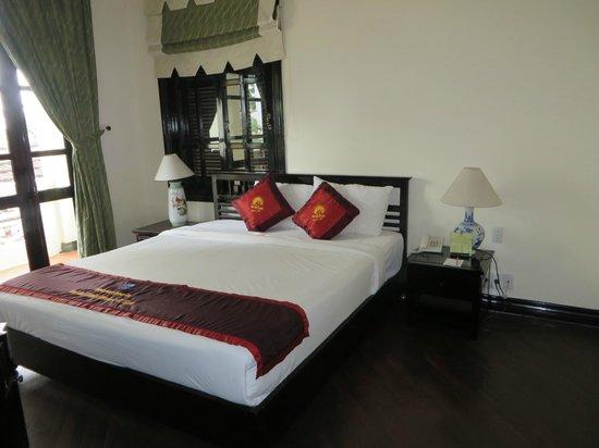 Hoi An Trails Resort: bedroom