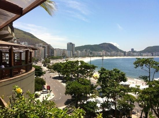 Sofitel Rio de Janeiro Copacabana : Copacabana
