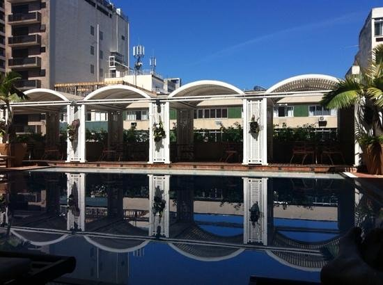 Sofitel Rio de Janeiro Copacabana : piscina