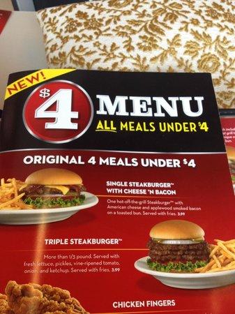 Steak 'n Shake : AMAZING prices!