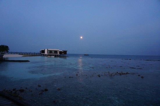 Jumeirah Dhevanafushi: view of gym