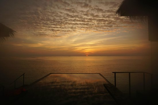 Dhevanafushi Maldives Luxury Resort Managed by AccorHotels : view from room!