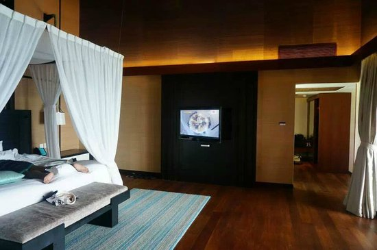 Dhevanafushi Maldives Luxury Resort Managed by AccorHotels : bedroom