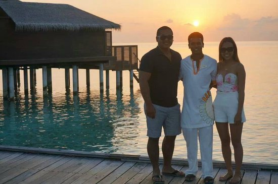 Dhevanafushi Maldives Luxury Resort Managed by AccorHotels : thank you to our butler Shah for such an amazing experience