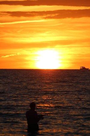 Siesta Royale : sunset