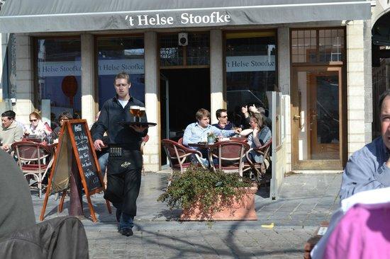 't Helse Stoofke: the cafe