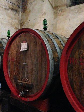 Castello Sonnino : chianti wine