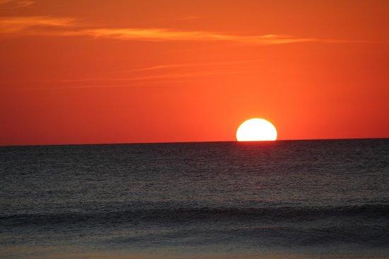 Siesta Royale : sunset from beach