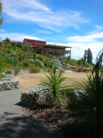 Bloom Restaurant : Restaurant with ever deveolping garden