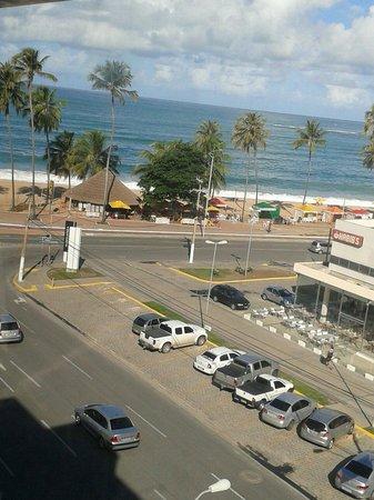 Marinas Maceio Hotel: Vista do Quarto. ..Marinas