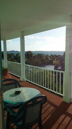 Hideaways at Palm Bay: View from deck