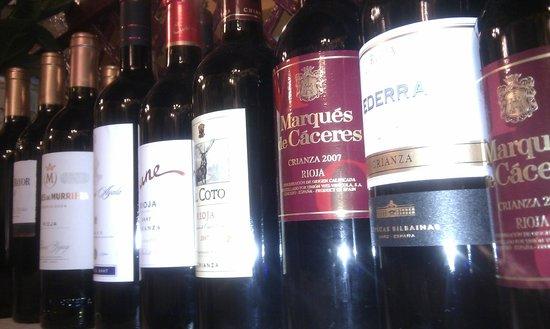 La Trucha : Wine