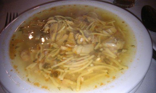 La Trucha : Soup