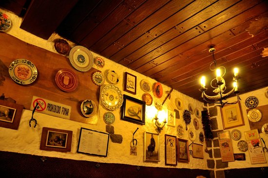 La Trucha : Wall