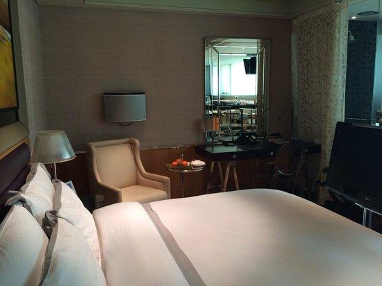 Hotel Eclat Taipei: Bed