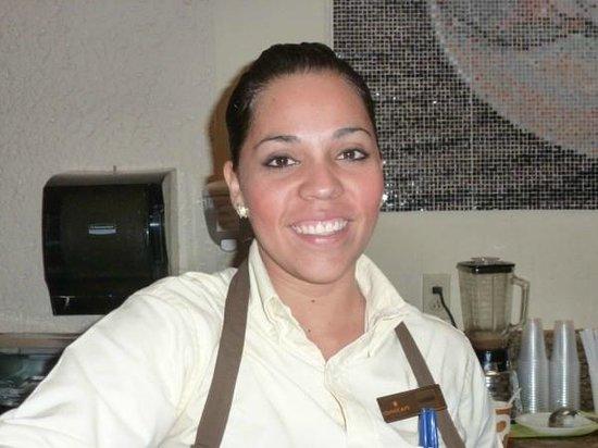 Sunscape Dorado Pacifico Ixtapa: Karina - Coco Cafe