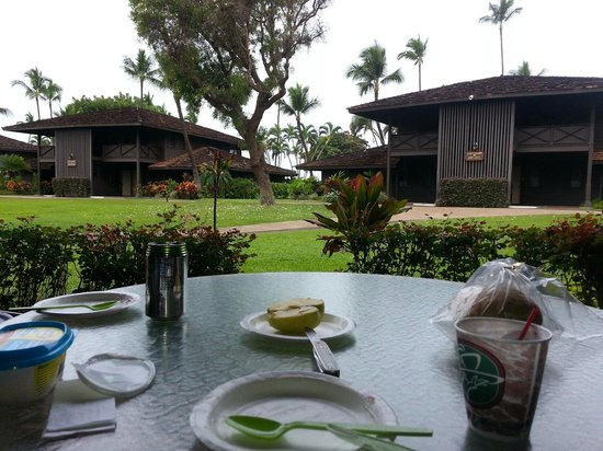 Garden With Cottages Royal Lahaina Resort Picture Of
