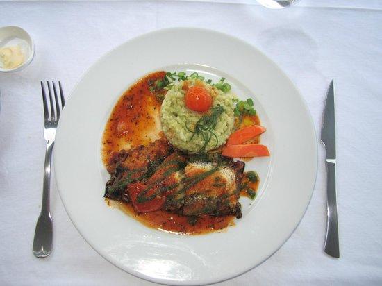 SO French : Main dish