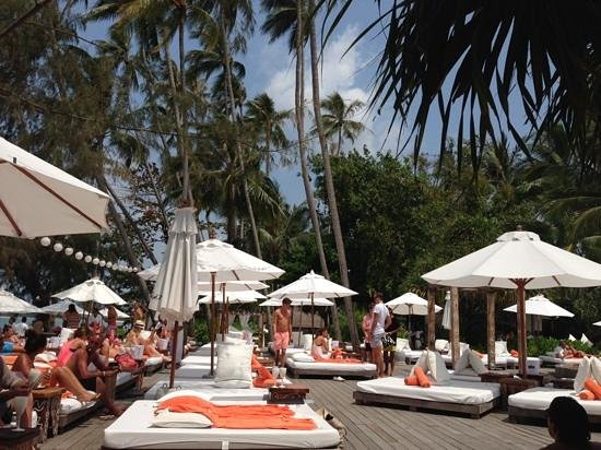 Nikki Beach Koh Samui: just before the maddening crowds descended