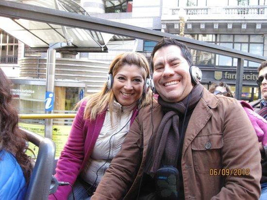 Buenos Aires Bus: Nuevamente disfrutando