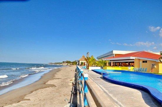 Hotel Partenon Beach La Ceiba