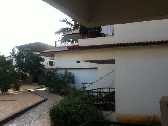 Star Beach Resort Goa: cottages at star beach resort