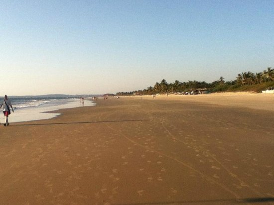 Star Beach Resort Goa : colva