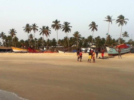 Star Beach Resort Goa: colva beach
