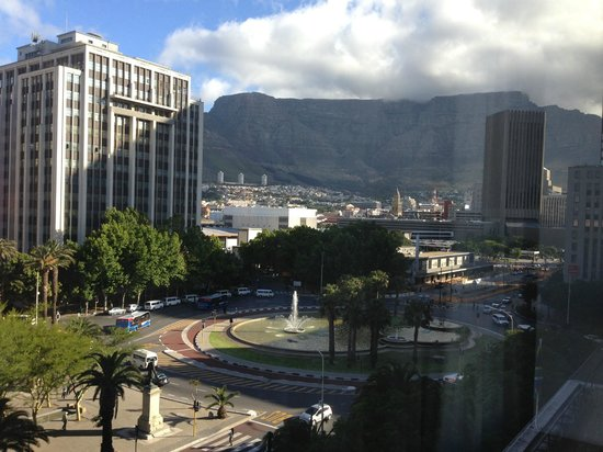 Park Inn by Radisson Cape Town Foreshore: View