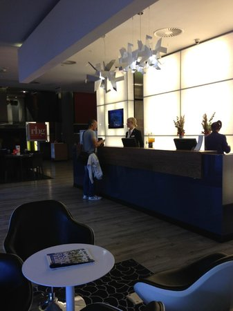 Park Inn by Radisson Cape Town Foreshore: Lobby