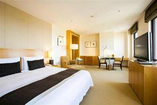 Ambassador Hotel Hsinchu: Executive King Room