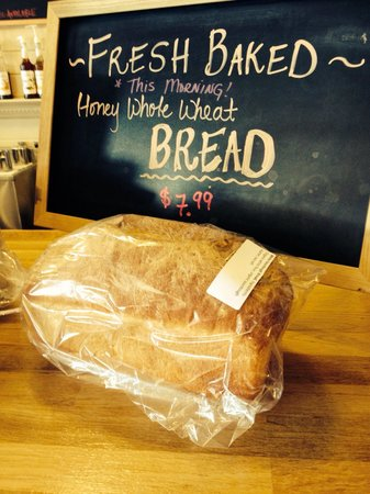 Homeport Eatery: Fresh Bread by the Loaf!