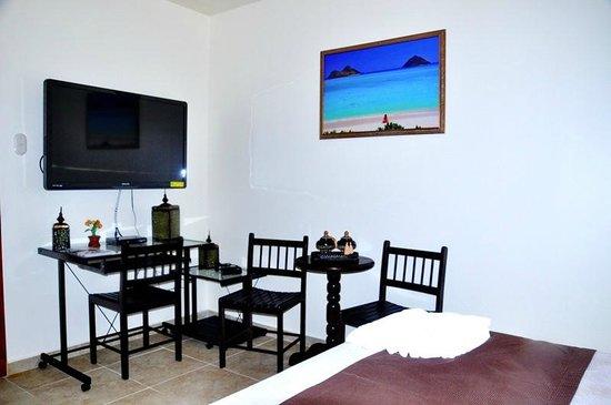 Hotel Partenon Beach La Ceiba: Habitaciones, Hotel Partenon, La Ceiba, Honduras