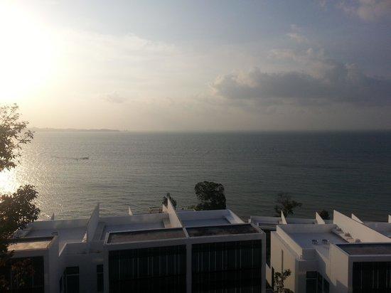 Montigo Resorts Nongsa: Amazing view from the outside terrace