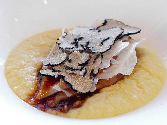 Quay Restaurant: Slow cooked partridge