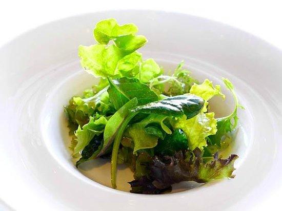 Quay Restaurant: Tossed salad