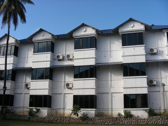 Dibrugarh Club House: Front View