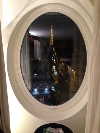Le Metropolitan, a Tribute Portfolio Hotel: last thing i saw every night, rm 611