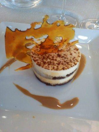 Wikiwàn Restaurant : tiramisu