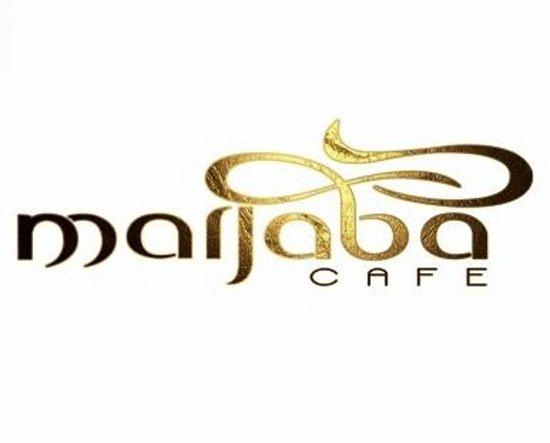 Marjaba Cafe: logo