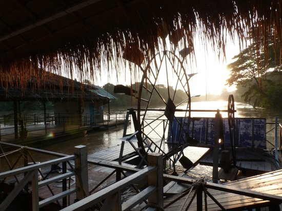 The Legacy River Kwai: rivière