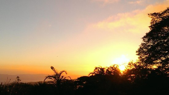 Sunset Hotel Monteverde : Gorgeous sunsets
