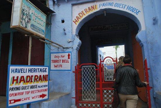 Hadee Rani Guesthouse, Bundi