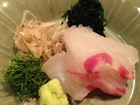 Ishikawa: sashimi