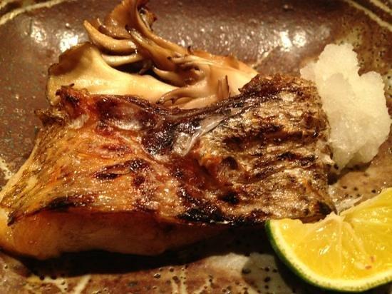 Ishikawa: grill snapper
